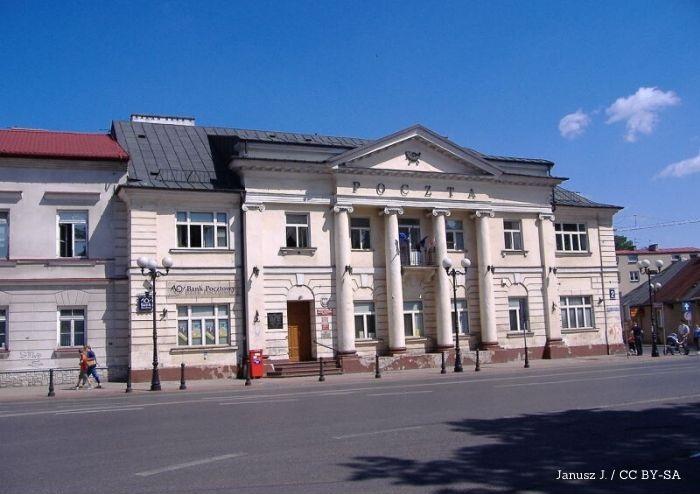 Policja Siedlce: Pomoc dla policjanta Andrzeja