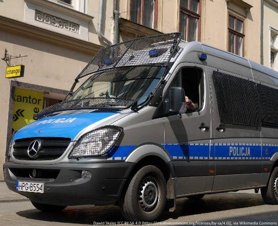 Policja Siedlce: Ogólnopolski policyjny dzień odblasków