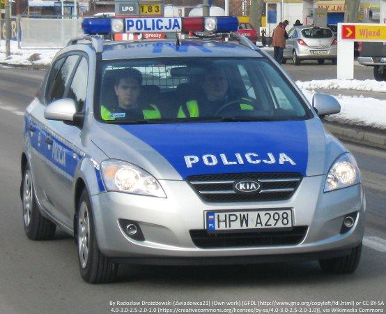 Policja Siedlce: Uczniowie z wizytą w komendzie