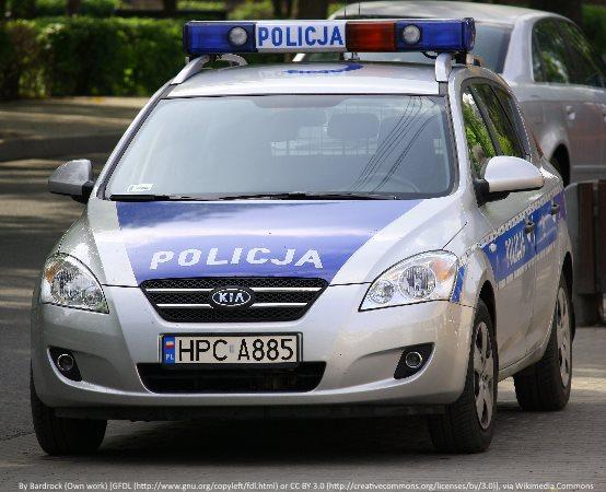 Policja Siedlce: Krzyż Kawalerski dla  ks. prałata Kazimierza Niemirki