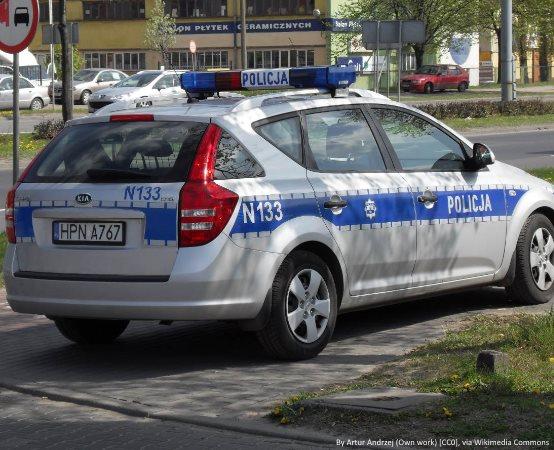Policja Siedlce: Mapa wypadków drogowych ze skutkiem śmiertelnym - WAKACJE 2019