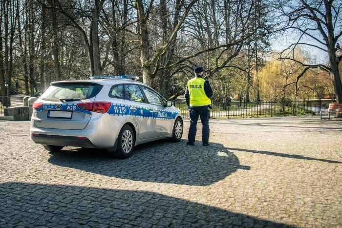 Policja Siedlce: Pożegnanie i powitanie z mazowieckim garnizonem Policji