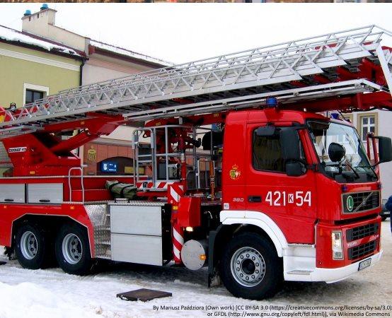 """KMPSP Siedlce:    Platforma e-learningowa """"Firefighter Plus"""""""