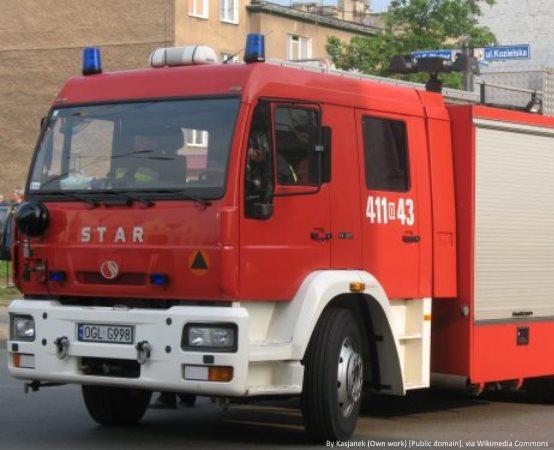 KMPSP Siedlce:    Warsztaty z zakresu gaszenia pożarów wewnętrznych